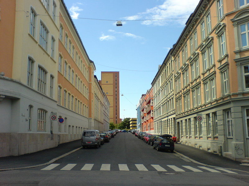 best hostels in Oslo, Norway