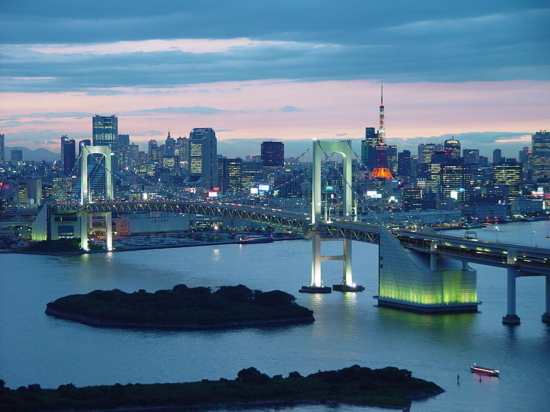 relocation to tokyo