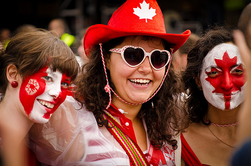 Canada Day London Celebration